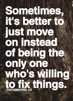 EXACTLY.... NO USE FIXING WHAT YOU BROKE WITH YOUR OWN HANDS