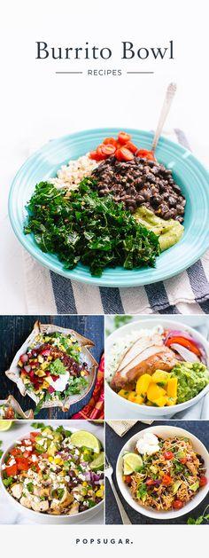 Burrito Bowl Recipes
