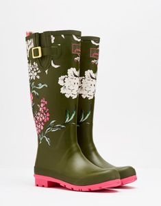 WELLYPRINTPrinted Rain Boots