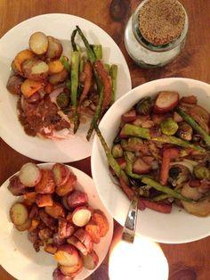 Easy Dinner Recipe: Viking Chicken