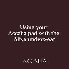 Accalia Aliya - Period Underwear (Black) - Conni Menstrual Pads, Linen Tshirts, Fancy Pants, Life Savers, Knowing You, Period, Underwear, Black, Black People