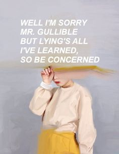 be concerned// twenty one pilots Top Lyrics, Music Lyrics, Twenty One Pilots Frases, Music Is Life, My Music, Staying Alive, Lyric Quotes, Cool Bands, The Twenties