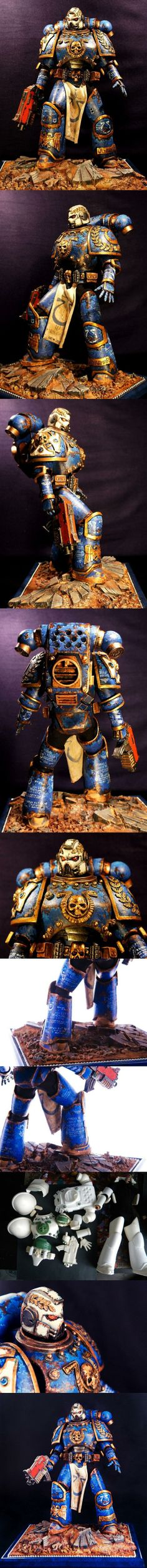 Veteran First Company Ultramarines