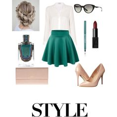 Untitled #3 by sonya0309 on Polyvore featuring polyvore fashion style Frame Denim Madden Girl Gucci Vogue Eyewear NARS Cosmetics Hush