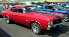 1971 Chevrolet Chevelle Super Sport 454