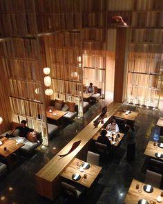 Love this restaurant !! 포시즌스 호텔 일식당 #japanese #shushi #sashimi #healthfood #finedining #fourseasons #hotel #architecture #디자인 #인테리어 #일식 #맛집 #일식맛집 #건강 #오마카세 #런던 #사케노하나에온듯 #앞으론무조건포시즌스 #서울서제일좋은듯 #역시