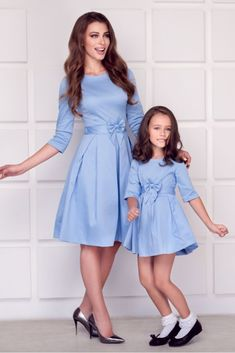 To place order DM us or whatsapp on 6394837380 Mommy Daughter Dresses, Mother Daughter Fashion, Mom Dress, Mom Daughter, Baby Dress, Mom And Baby Outfits, Family Outfits, Kids Outfits, Frocks For Girls
