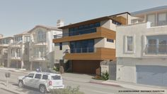 Single Family Homes Design Project designed by David M. Sanders, Architect - New Southern California Coast Home - Hermosa Beach, California, United States | Arcbazar