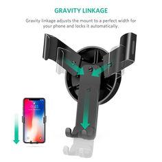 Supporto custodia SP Connect per iPhone 7/6s/6 Moto Bundle nero