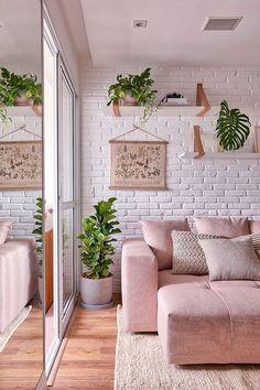 Inspirado nos Apartamentos Escandinavos   Casa de Valentina