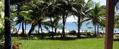 Beautiful view.Montezuma Beach Houses