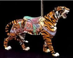 Image result for steampunk carousel horse