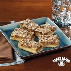 Almond Toffee Bars from Eagle Brand®