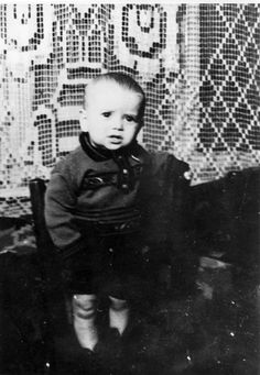 Kishinev, Russia - Vili Goldis was deported with his mother, Ida, and his sister, Doba, to Transnistria in November 1941. He froze to death during the journey, and his mother died soon afterwards. Only his sister Doba survived the Holocaust.