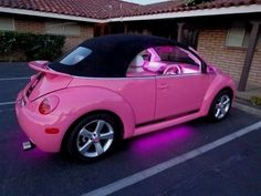 Gallery For > Red Convertible Beetle 2014
