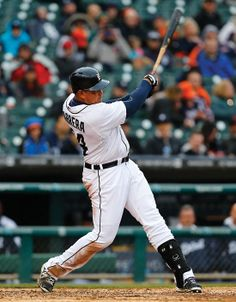 Game 3 - April 4, 2014 - Tigers 10, Orioles 4 Miguel Cabrera's 2000th Major League hit, a 2-run homerun propels Detroit to a 3-0 start.