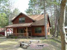 Cottage vacation rental in Au Train from VRBO.com! #vacation #rental #travel #vrbo