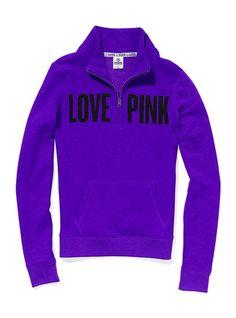 VS Pink pullover, looks soo comfy