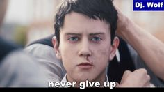 Dj. Wolf: never give up