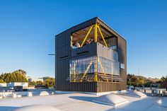 Gallery of Framestore LA / DHD Architecture + Interior Design + RAC Design Build - 1