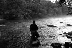 Amanece en el río #Sella.