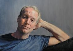 "Jodie Kain ""Brad"", Super soft Mount Vision pastels and soft Girault pastels on sanded paper; Painting Competition, Online Painting, American Artists, Art And Architecture, Art Museum, Portrait, Artwork, Regional, Paper"