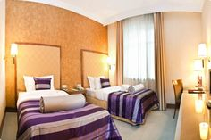 Twin Room, Luxury Hotel #kiev #stagdo Twin Room, Luxury, Bed, Hotels, Furniture, Home Decor, Stream Bed, Room Decor, Home Interior Design