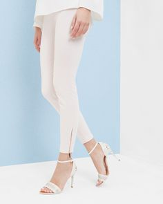 Skinny jeans - Baby Pink | Jeans | Ted Baker UK