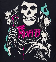 ♫ The Misfits gif #HorrorPunk #gif #themisfits