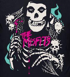 ♫ The Misfits gif #HorrorPunk #gif #themisfits