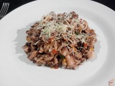 Octopus Rice (Homemade)