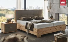 Bett ADA Pure Pine 2 Sofa, Pine, Pure Products, Bed, Furniture, Home Decor, Bedroom Ideas, Homes, House