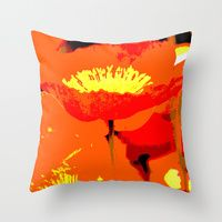 Throw Pillows by Time After Time