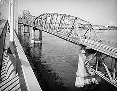 The Old Pasco - Kennewick Bridge