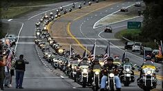 EVERY SINGLE BIKER IN AMERICA HEARS TRUMP'S CALL! LOOK WHERE THEY ARE HE...GOD BLESS BIKERS!! GOD BLESS THE USA!!