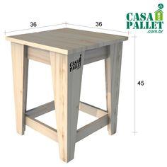 Interior Home Design Trends For 2020 - New ideas Pallet Furniture Bench, Woodworking Furniture Plans, Woodworking Projects Diy, Wood Furniture, Furniture Design, Diy Wooden Projects, Diy Furniture Projects, Furniture Making, Palette Diy
