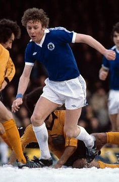Andy King Everton 1978