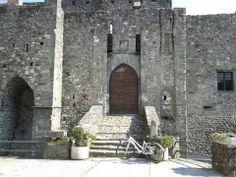 Entrata del Castello di Malgrate -  Villafranca in Lunigiana