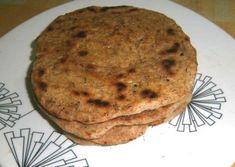 Indiai teljes kiőrlésű lepénykenyér Food Inspiration, Pancakes, Curry, Muffin, Breakfast, Recipes, Ayurveda, Morning Coffee, Curries