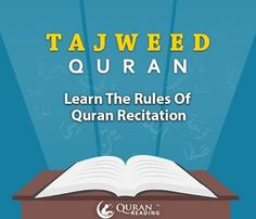 Tajweed Al-Quran Tarteel Rules