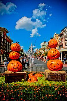 Halloween at Disney