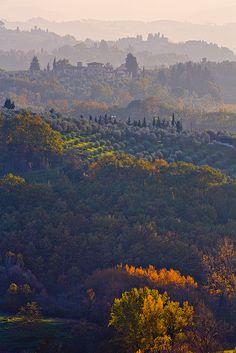 magie di luce toscane by Giuseppe Moscato, via Flickr