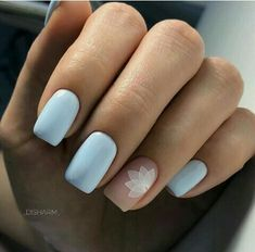 Semi-permanent varnish, false nails, patches: which manicure to choose? - My Nails Best Acrylic Nails, Acrylic Nail Designs, Nail Art Designs, Square Nail Designs, Stylish Nails, Trendy Nails, Cute Nails, Hair And Nails, My Nails