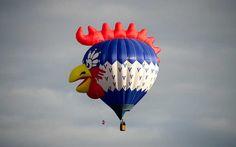 bristol International Balloon Fiesta, Mass Ascent.