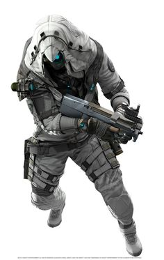 Assassin's Creed x Ghost Recon