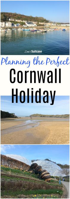 Planning the perfect Cornwall Road Trip or Holiday with a variety of places to stay, things to do and places to eat during your stay. Read now for your Cornwall travel inspiration Summer Travel, Holiday Travel, Beach Travel, Business Trip Packing, Packing Lists, Business Travel, Sightseeing London, Places To Travel, Travel Destinations