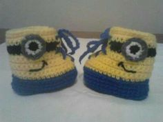 Despicable me booties