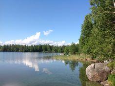 Pyhäjärvi, Eura, Satakunta, Finland. Photo by Virpula
