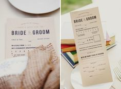 The 5 coolest and most unique wedding ideas of spring 2013 - Wedding Party