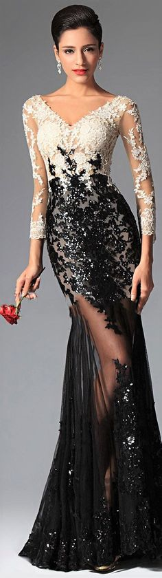 How To Look Smashing In An Evening Gown – Some Tips                                                                                                                                                     More